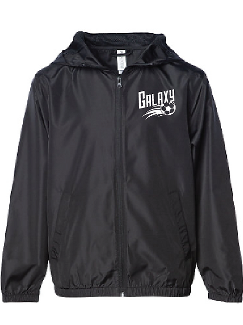 Lightweight Windbreaker - Predators Soccer (Youth/Adult)
