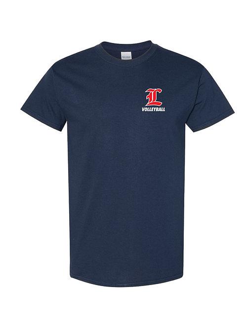 "Liberty ""L"" Volleyball T-Shirt"