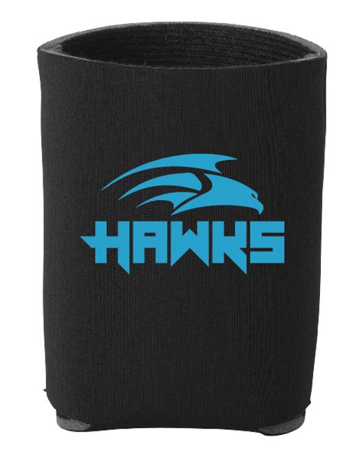 Hawks Coozie