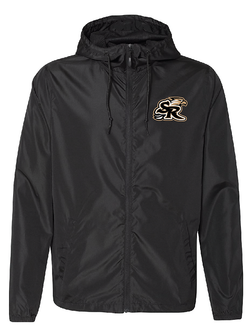 Full Zip Lightweight Windbreaker - SR