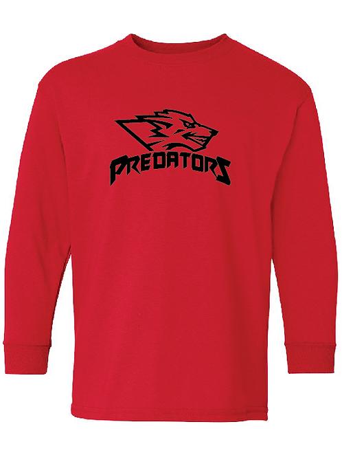 Youth Predators Longsleeve T-Shirt