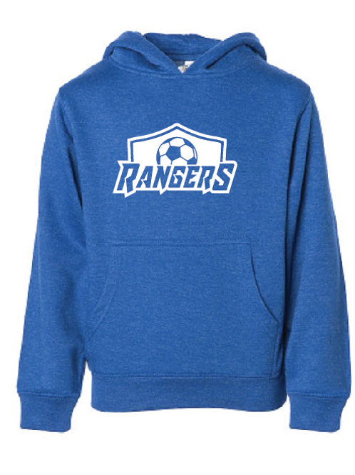 Youth Fleece Hoodie - U10 Rangers Soccer
