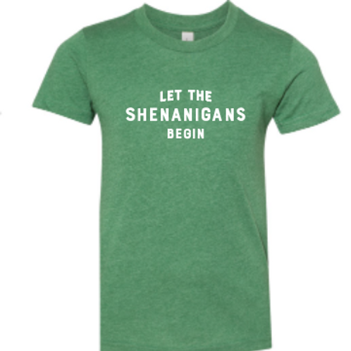 Youth Shenanigans Tee