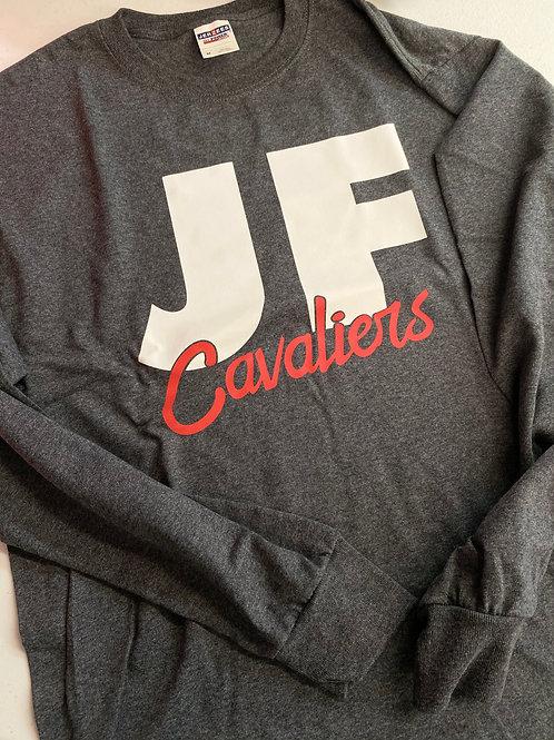 JF Cavaliers Script Tees