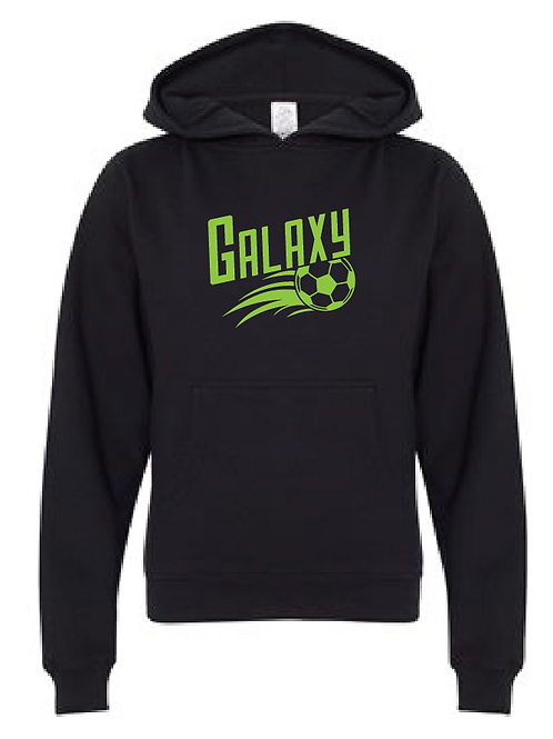 Youth Fleece Hoodie - U10 Galaxy Soccer
