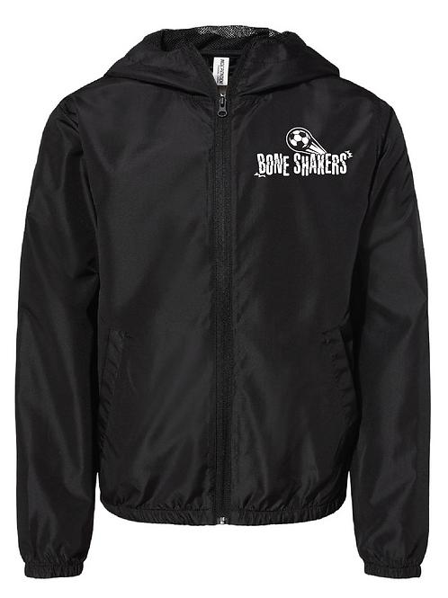 Lightweight Windbreaker - Bone Shakers Soccer (Youth/Adult)