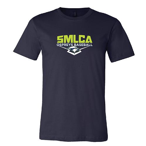 Unisex Tee - SMLCA Ospreys Baseball