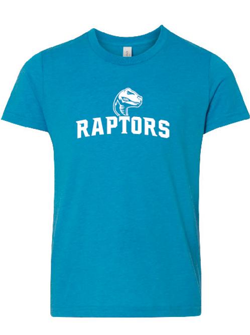 Youth Raptors Soccer T-Shirt