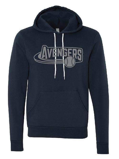 Unisex Fleece Hoodie - Avengers