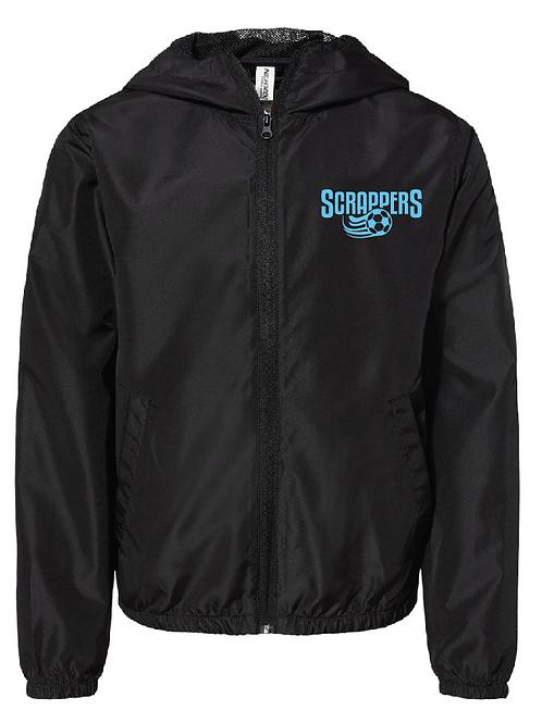 Lightweight Windbreaker - Scrappers Soccer