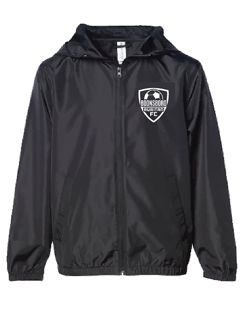 Lightweight Windbreaker - Boonsboro Soccer (Youth/Adult)