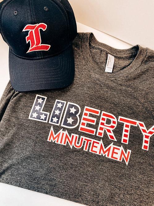 Small -  LHS T-Shirt + Hat Combo!