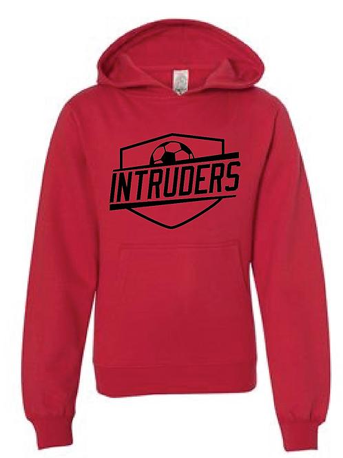 Youth Fleece Hoodie - Intruders Soccer