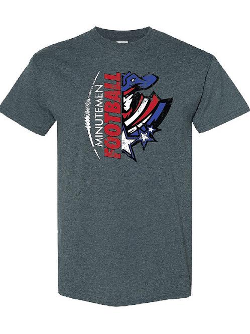 Minutemen Football T-Shirt