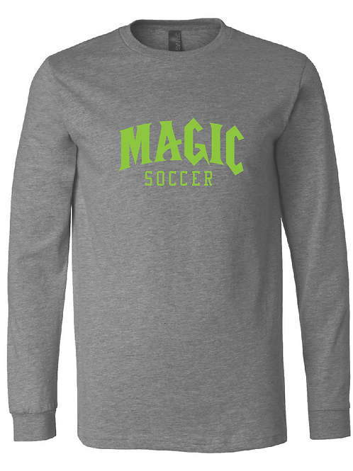 Magic Soccer Longsleeve T-Shirt