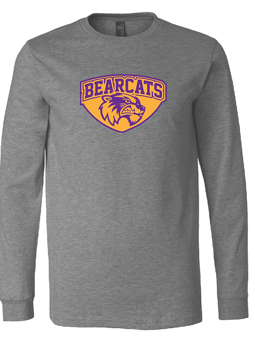 Youth Bearcats Longsleeve T-Shirt