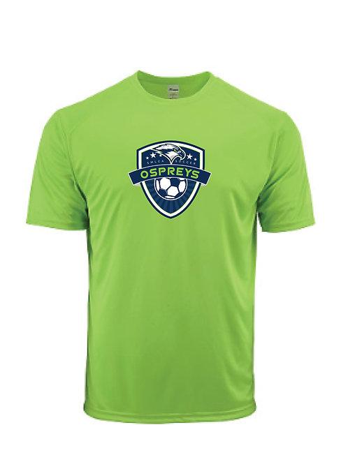 Performance Short Sleeve - SMLCA Soccer Crest