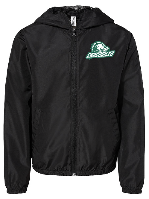 Lightweight Windbreaker - Crocodiles Soccer
