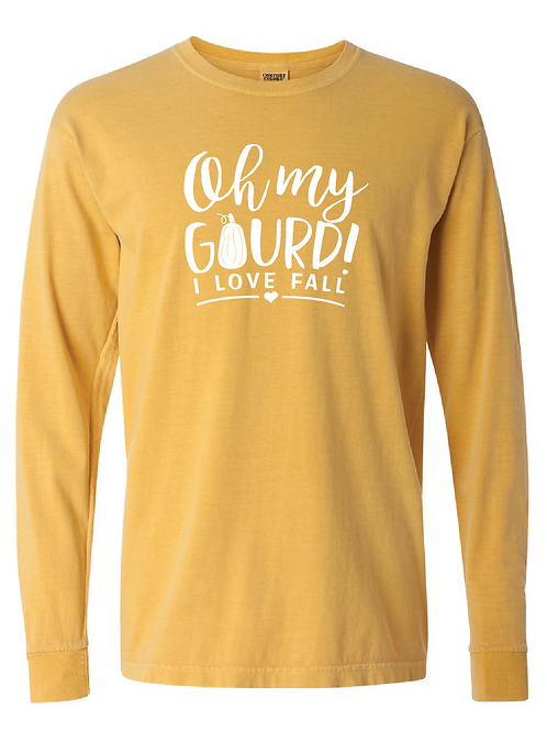 Comfort Colors - Oh my Gourd