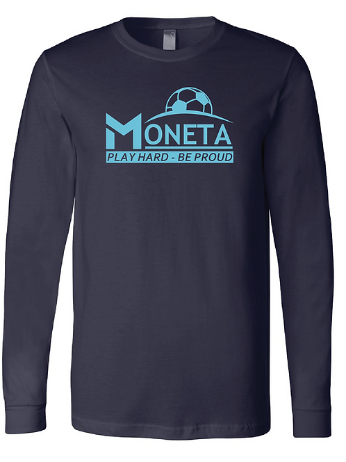 Youth U10 Moneta Longsleeve T-Shirt