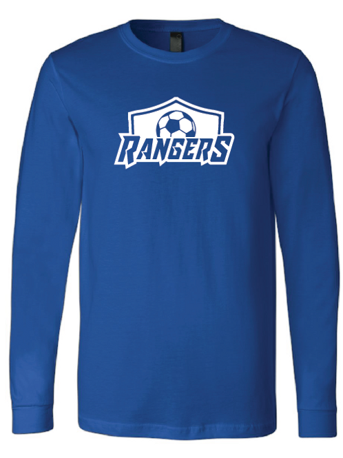 U10 Rangers Longsleeve T-Shirt