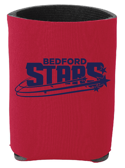 Bedford Stars  Coozie