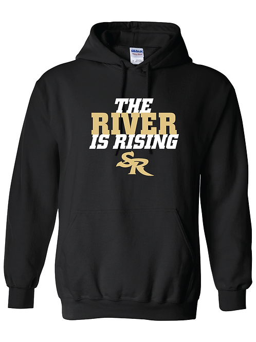 The River is Rising Hoodie