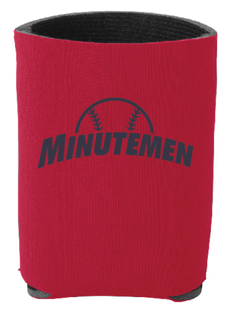 Minutemen (T-Ball) Coozie
