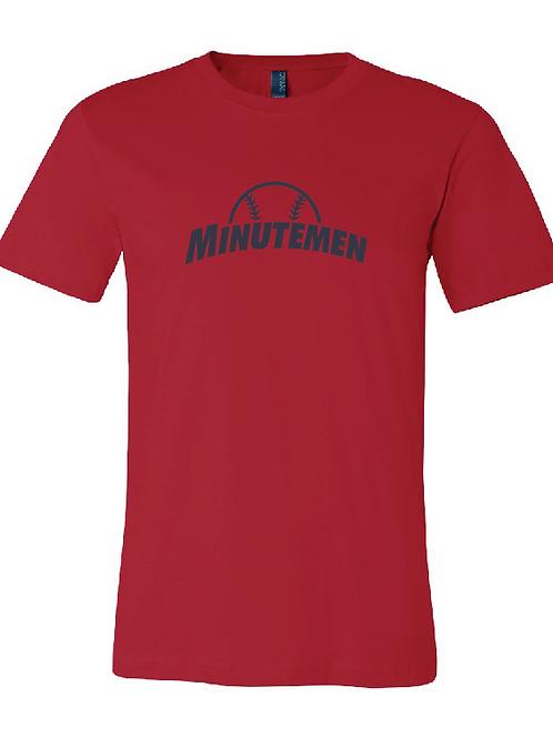 Youth Minutemen (T-Ball) T-Shirt