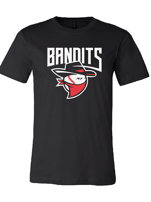 Youth Bandits Baseball T-Shirt