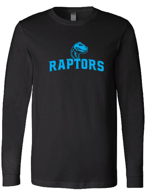 Raptors Soccer Longsleeve T-Shirt