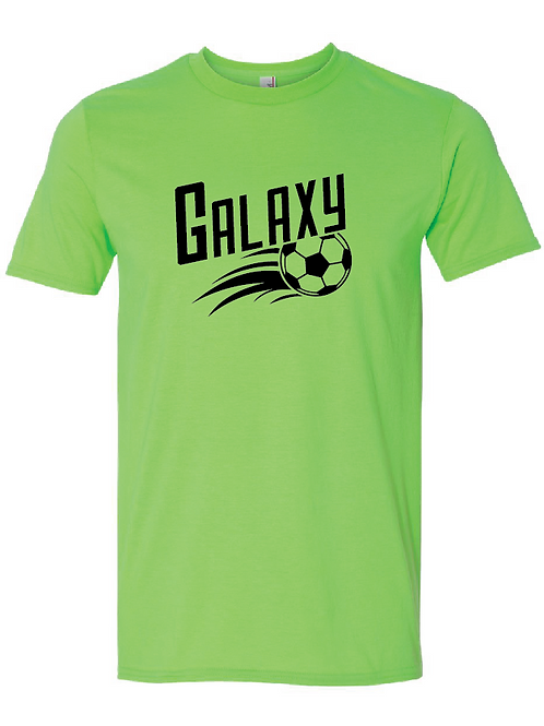 U10 Galaxy Soccer T-Shirt