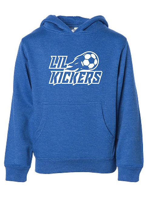 Youth Fleece Hoodie - Lil Kickers Soccer