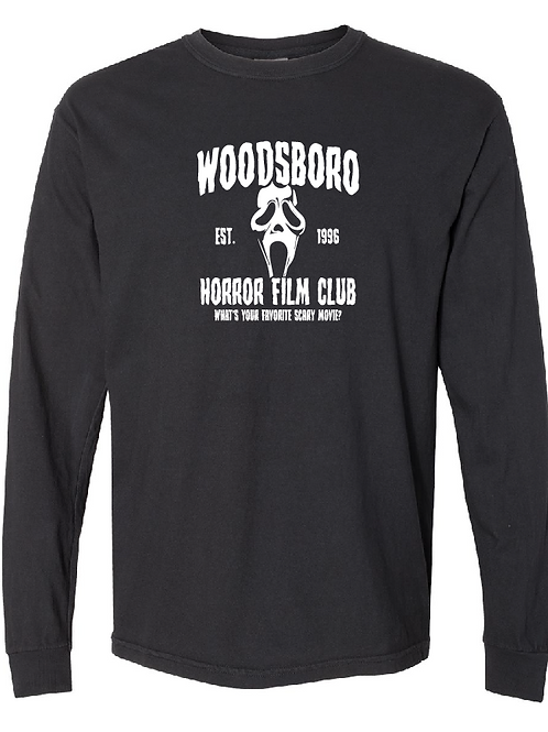Comfort Colors - Woodsboro Horror Film Club