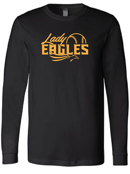 Youth Lady Eagles Longsleeve T-Shirt