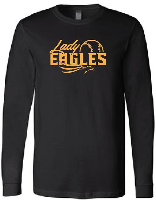 Lady Eagles Longsleeve T-Shirt