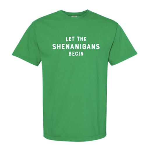Shenanigans Tee - Comfort Colors