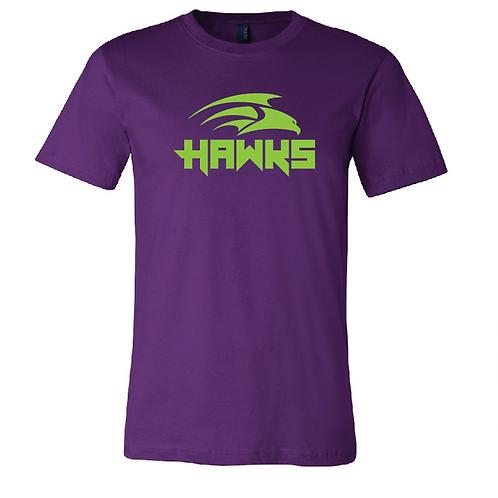 Hawks Soccer T-Shirt