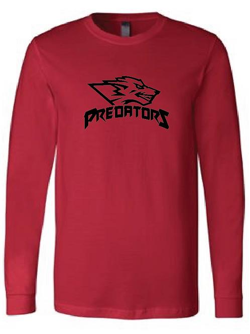 Predators Longsleeve T-Shirt