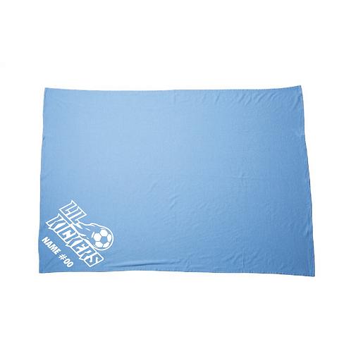 copy of Galaxy Fleece Blanket (Customizable)