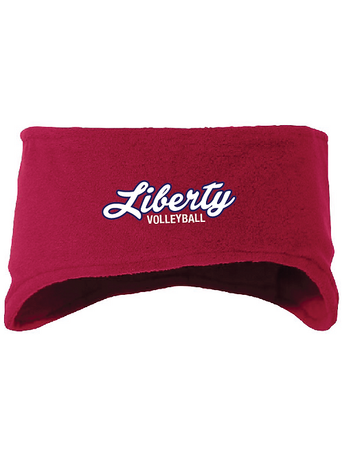 Liberty Volleyball Fleece Headband - SP40