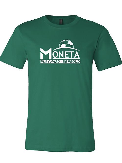 U8 Moneta Soccer T-Shirt