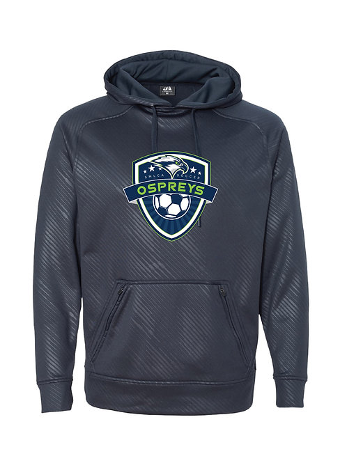 Premium Performance Hoodie - SMLCA Soccer Crest