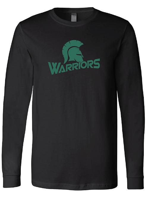 Warriors Baseball Longsleeve T-Shirt