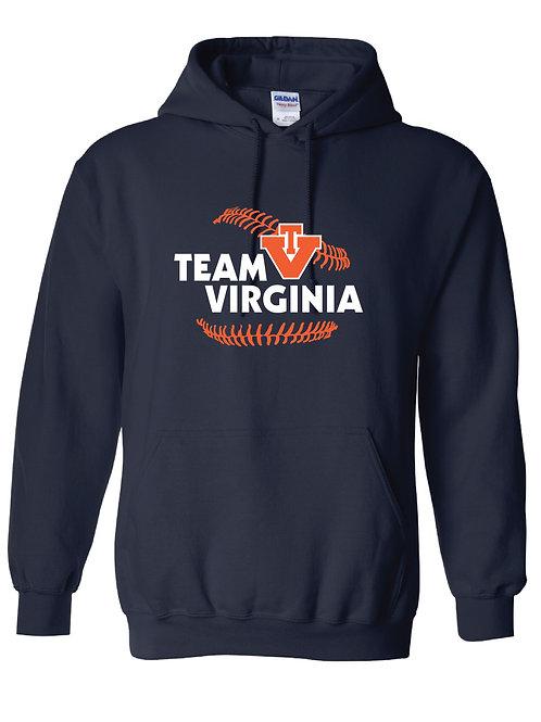 Standard Hoodie - Team Virginia - Stitches