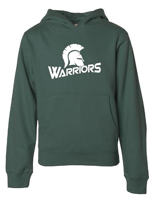 Youth Fleece Hoodie - Warriors