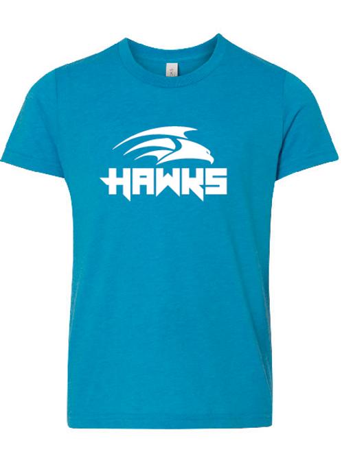 Youth Hawks Soccer T-Shirt