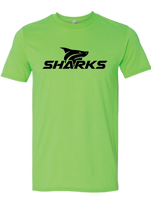 Youth U8 Sharks Soccer T-Shirt