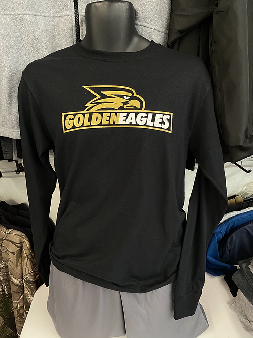 (Last One!) Size Small Golden Eagles Longsleeve