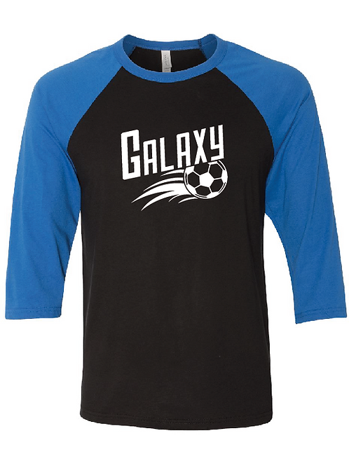 3/4 Length Galaxy Raglan